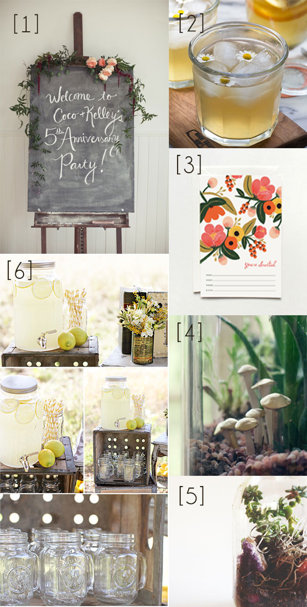 Terrarium Party Inspiration