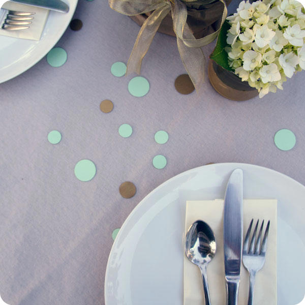 Baby Shower - Sprinkle themed table top
